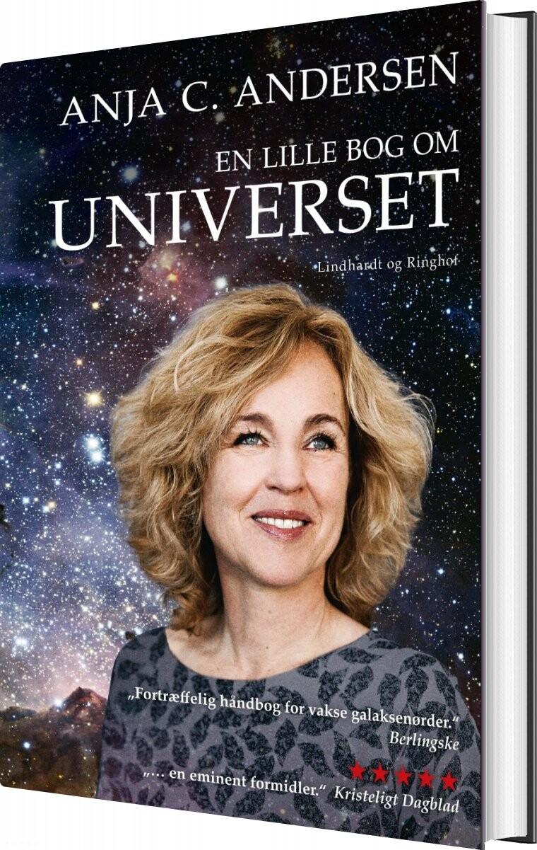 En Lille Bog Om Universet - Anja C. Andersen - Bog