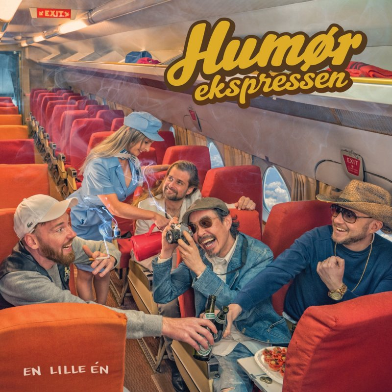 Image of   Humørekspressen - En Lille én - Vinyl / LP