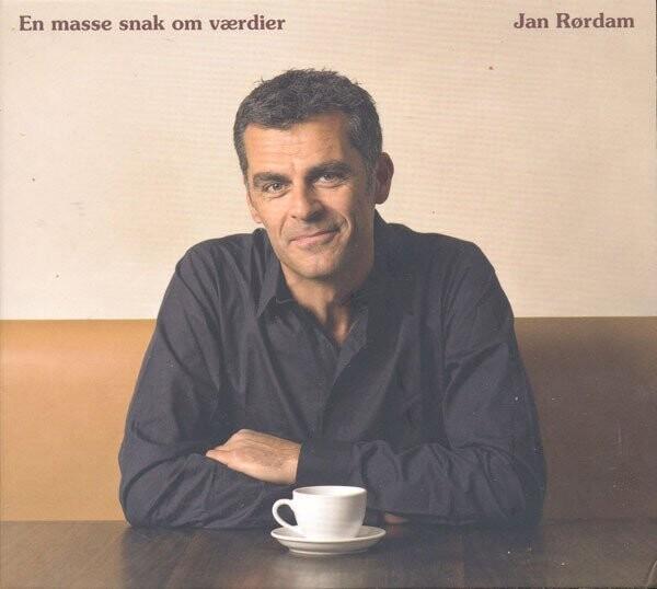Jan Rørdam - En Masse Snak Om Værdier - CD