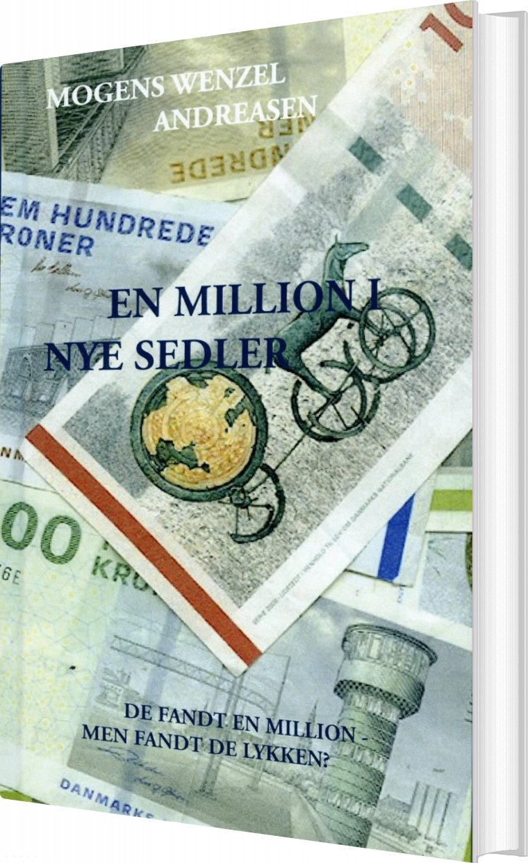 En Million I Nye Sedler - Mogens Wenzel Andreasen - Bog