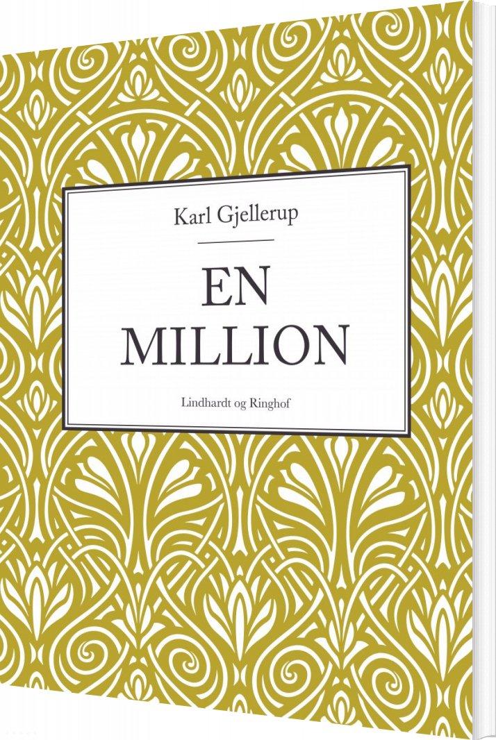 Image of   En Million - Karl Gjellerup - Bog