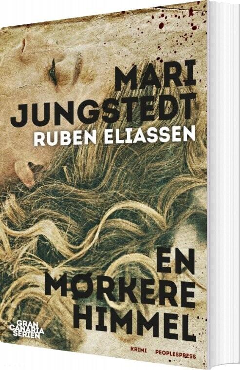 En Mørkere Himmel - Mari Jungstedt - Bog