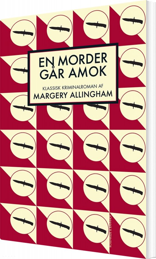 En Morder Går Amok - Margery Allingham - Bog