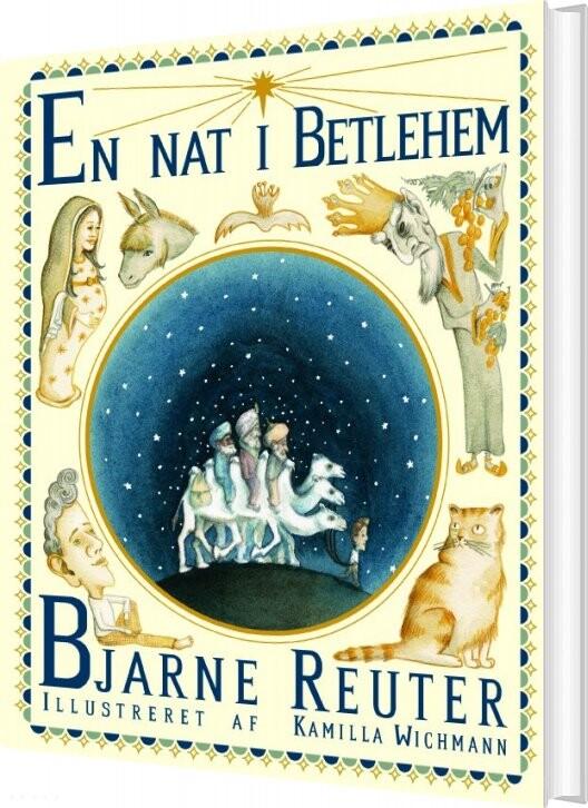 Image of   En Nat I Betlehem - Bjarne Reuter - Bog