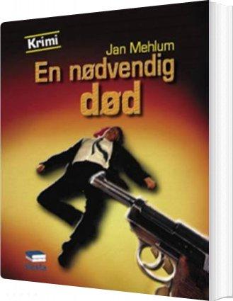 Billede af En Nødvendig Død - Jan Mehlum - Bog
