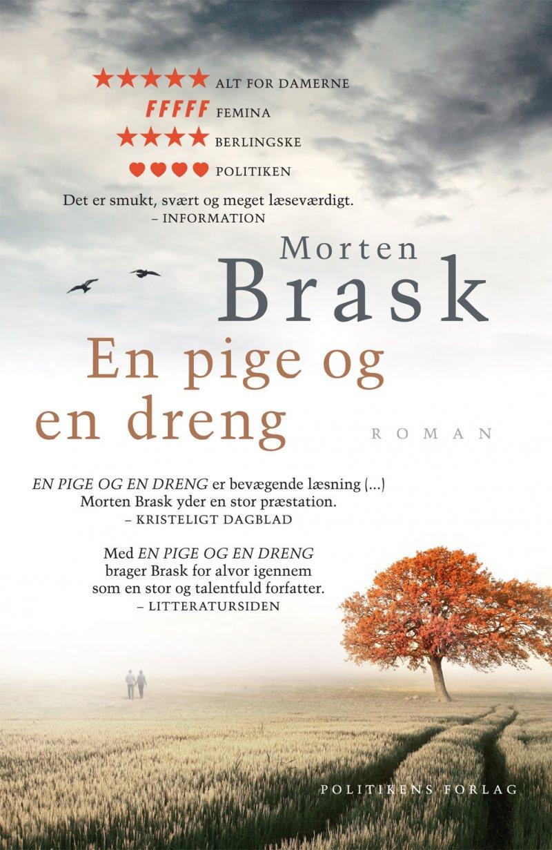 En Pige Og En Dreng - Morten Brask - Bog