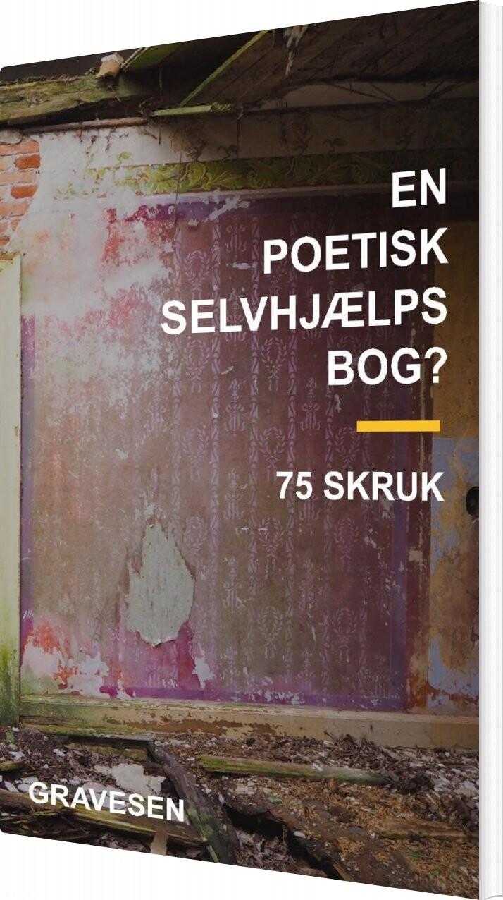 Image of   En Poetisk Selvhjælpsbog? - Frank Sebastian Boesgaard Gravesen - Bog