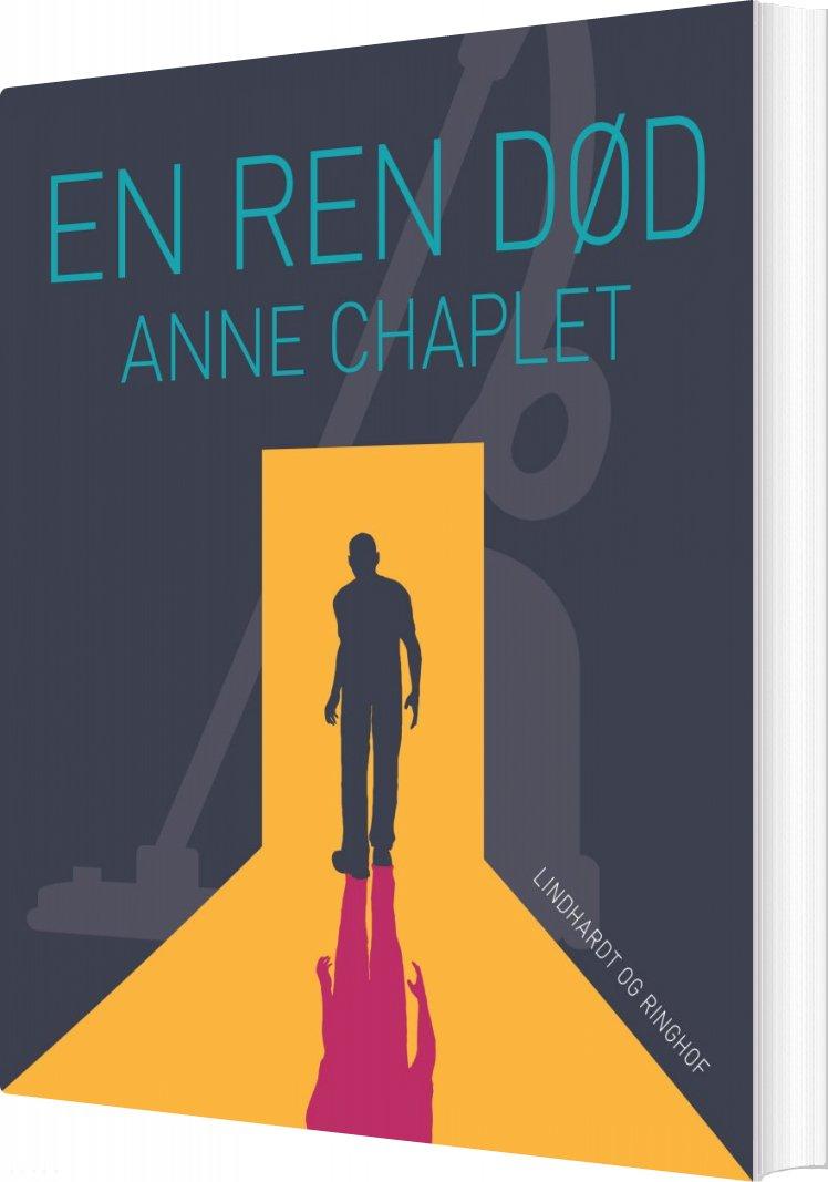 En Ren Død - Anne Chaplet - Bog