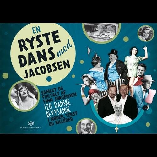 Image of   En Rystedans Med Jacobsen - Finn Jørgensen - Bog