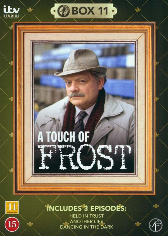 Image of   En Sag For Frost / A Touch Of Frost - Box 11 - DVD - Tv-serie