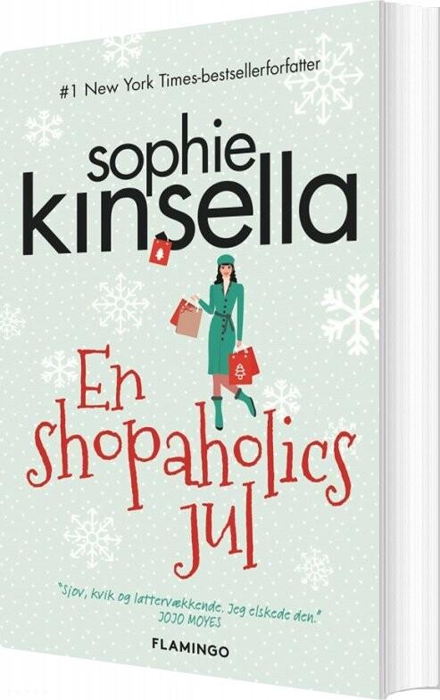 En Shopaholics Jul - Sophie Kinsella - Bog