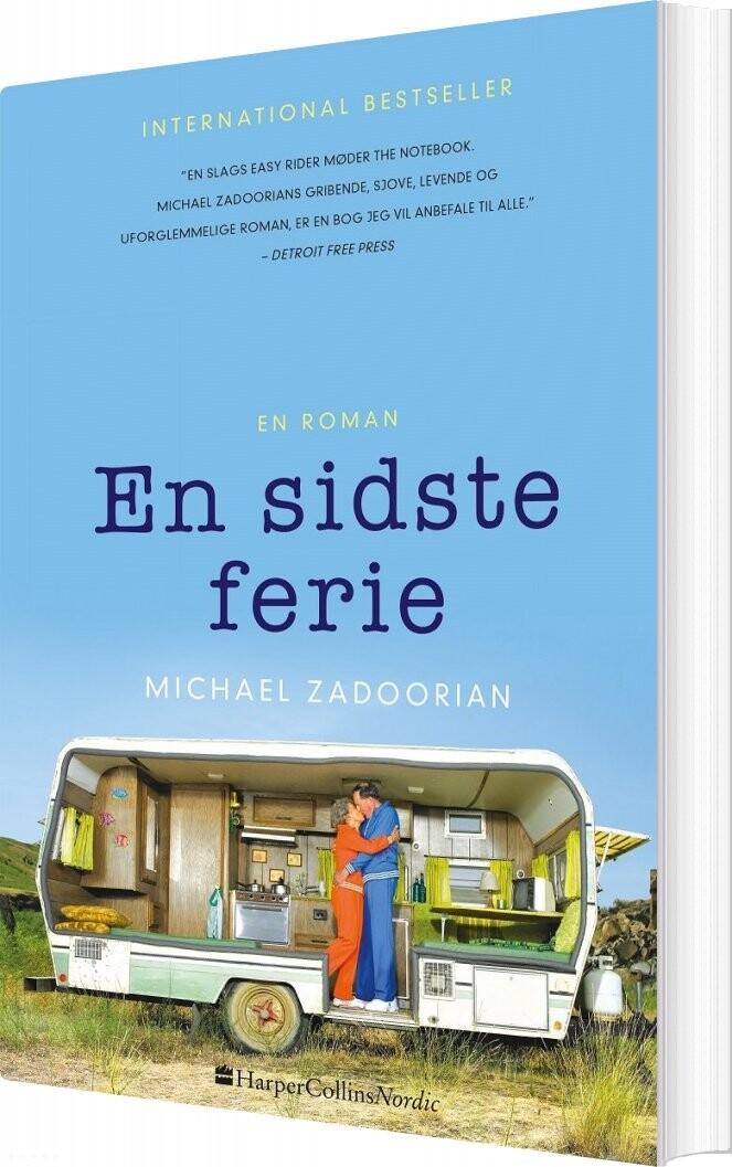 Image of   En Sidste Ferie - Michael Zadoorian - Bog