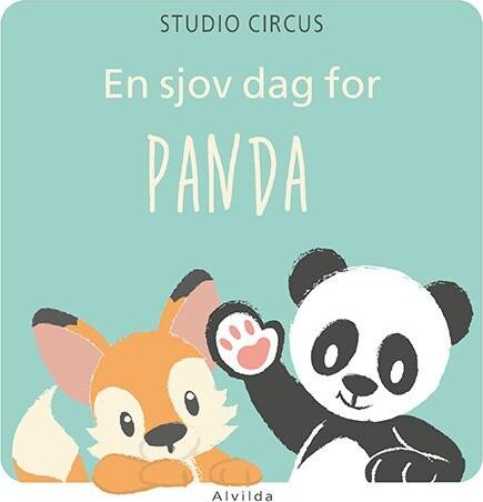 Panda - En Sjov Dag For Panda (sæt A 3 Stk. Salgpris Pr. Stk 59,95) - Studio Circus - Bog