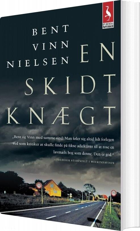 Image of   En Skidt Knægt - Bent Vinn Nielsen - Bog