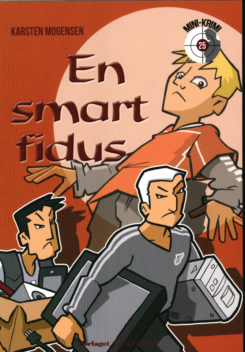 En Smart Fidus - Karsten Mogensen - Bog