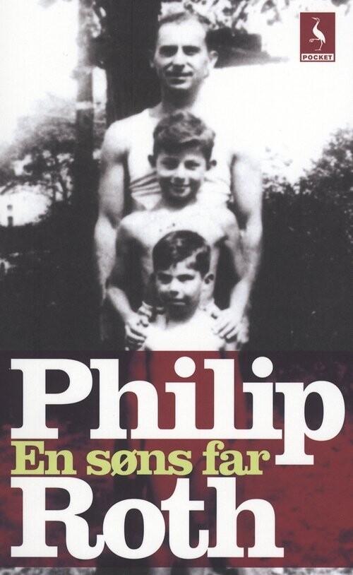 En Søns Far - Philip Roth - Bog