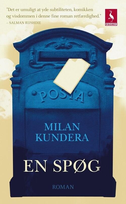 En Spøg - Milan Kundera - Bog