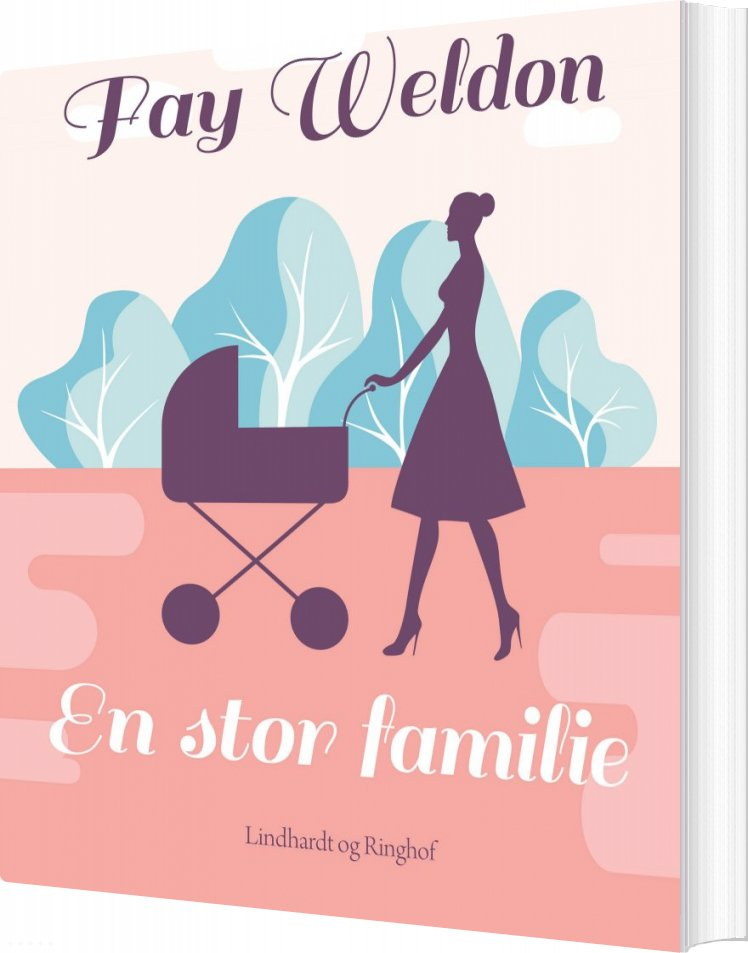 Image of   En Stor Familie - Fay Weldon - Bog