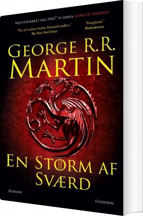 Image of   En Storm Af Sværd - George R. R. Martin - Bog