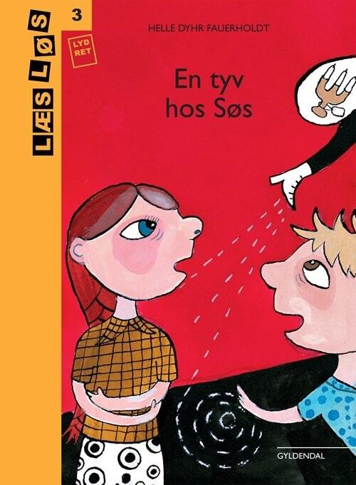 Image of   En Tyv Hos Søs - Helle Dyhr Fauerholdt - Bog