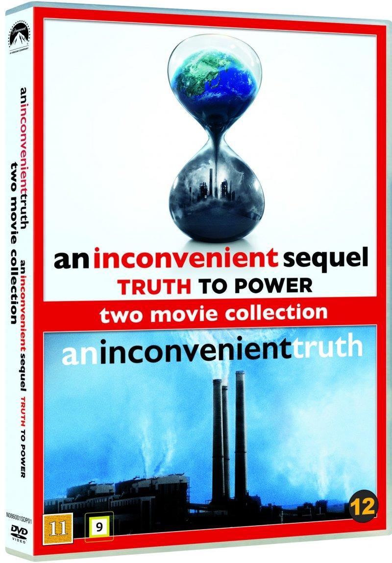 Image of   En Ubekvem Sandhed 1-2 // An Inconvenient Truth 1-2 - DVD - Film