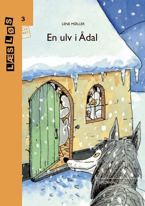 Billede af En Ulv I ådal - Lene Møller - Bog