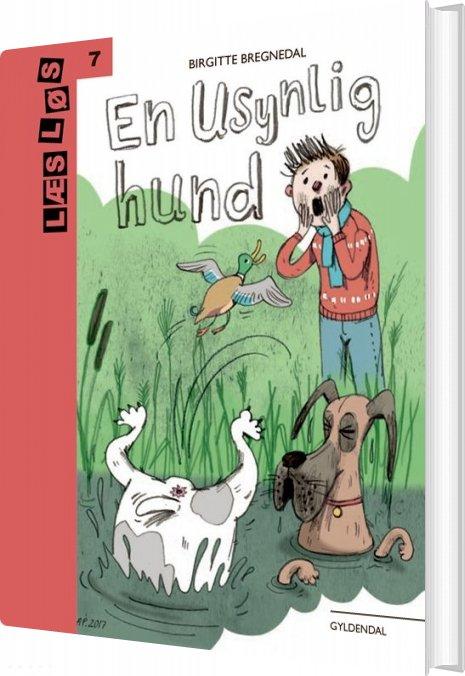 Image of   En Usynlig Hund - Birgitte Bregnedal - Bog