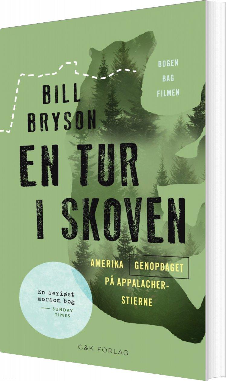 Image of   En Tur I Skoven - Bill Bryson - Bog