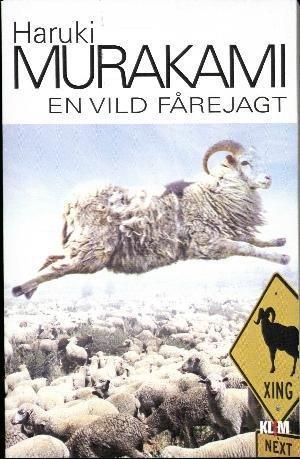Image of   En Vild Fårejagt - Haruki Murakami - Cd Lydbog