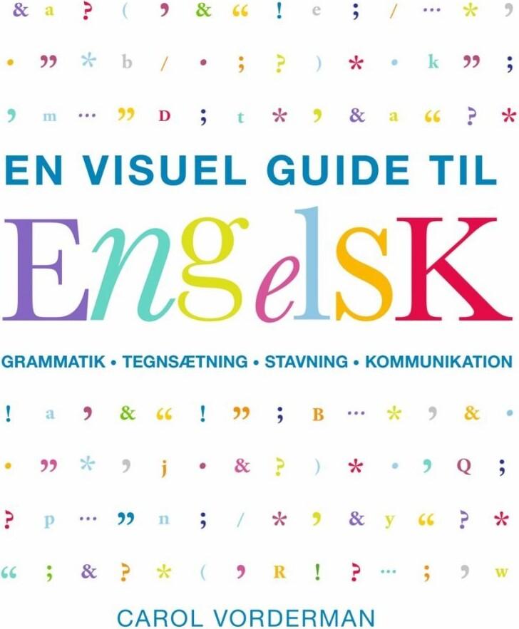 Billede af En Visuel Guide Til Engelsk - Carol Vorderman - Bog