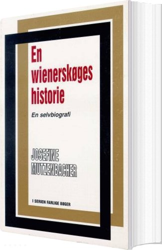 Image of   En Wienerskøges Historie - Josephine Mutzenbacher - Bog