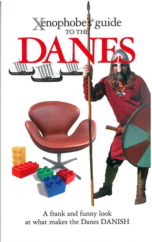 Image of   En Xenofobs Guide Til Danskerne - Helen Dyrbye - Bog