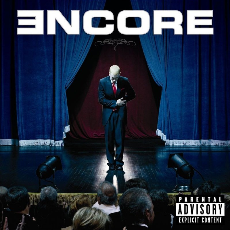 Image of   Eminem - Encore - Vinyl / LP