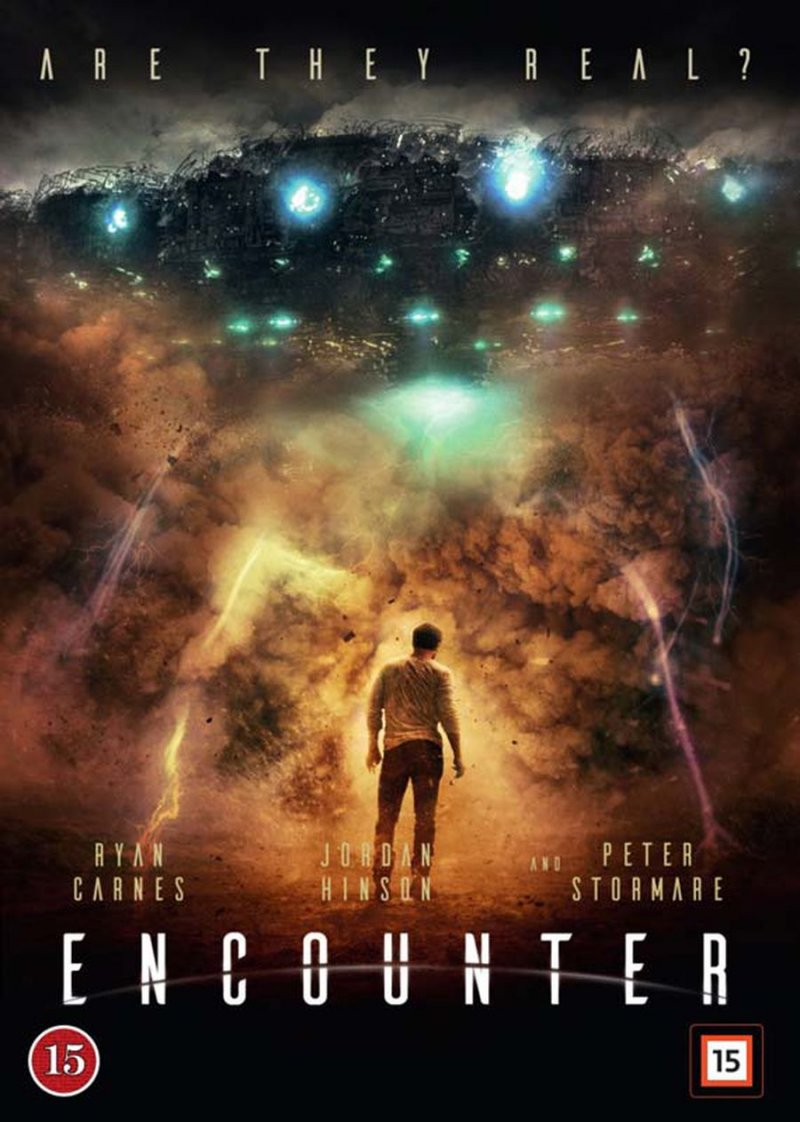 Image of   Encounter - 2018 - DVD - Film