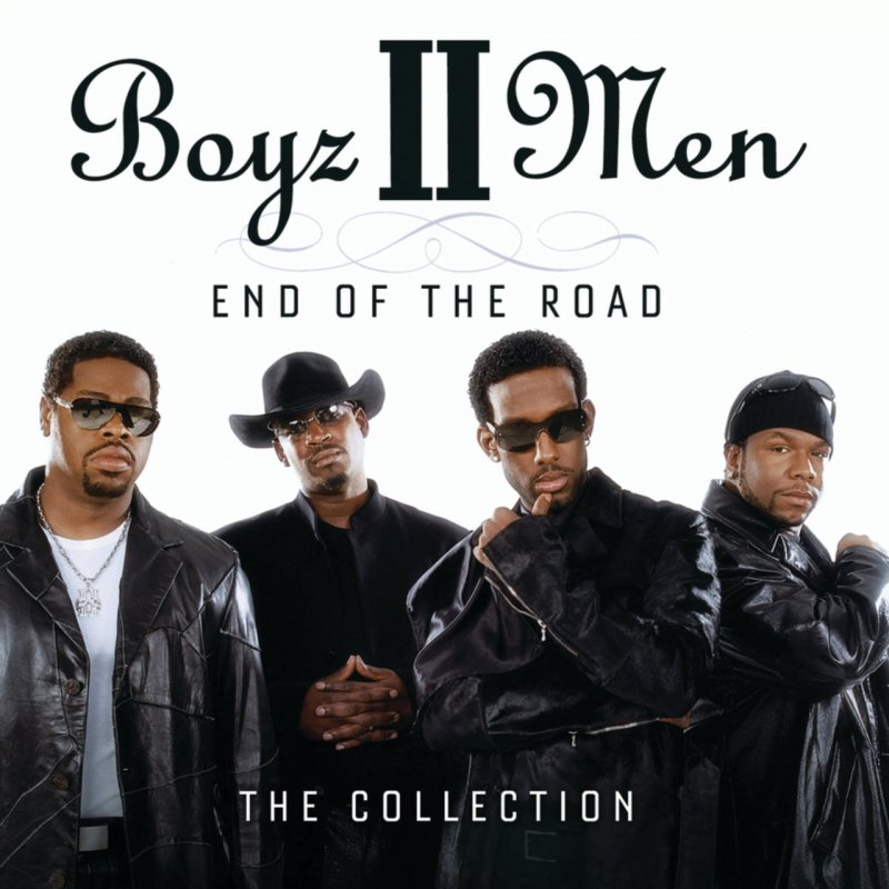 Image of   Boyz Ii Men - End Of The Road - The Collection - CD