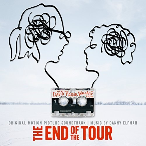 Image of   End Of The Tour Soundtrack - CD