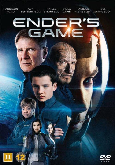 Image of   Enders Game - DVD - Film