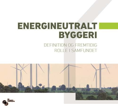Energineutralt Byggeri - Henrik Lund - Bog