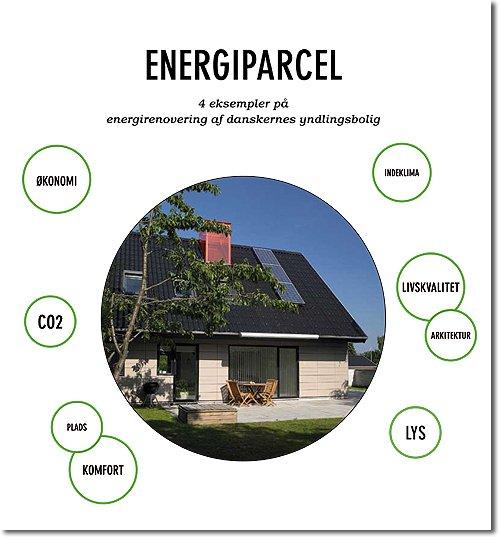 Billede af Energiparcel - Annegrete Kraul - Bog