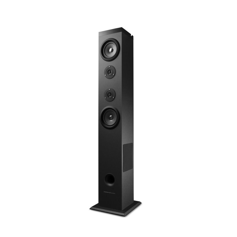 Image of   Energy Sistem Energy Tower 5 - Lydtårn Med Bluetooth 60w - Sort