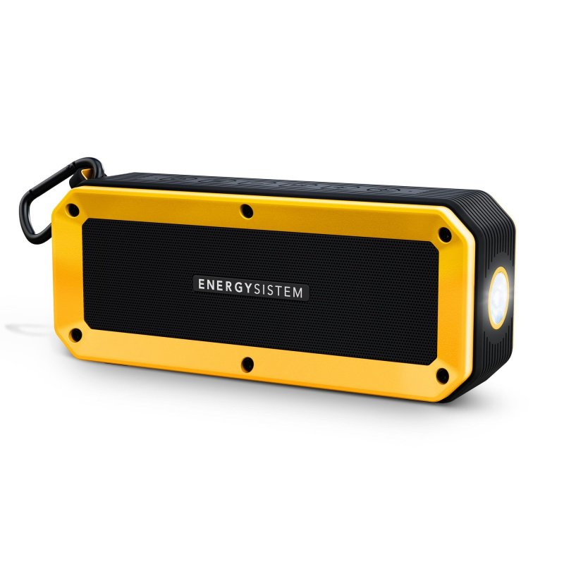 Image of   Energy Sistem 444878 Bluetooth Højttaler 2000 Mah 10w - Gul Sort