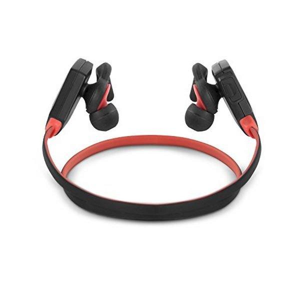 Image of   Energy Sistem - Bluetooth Sports Høretelefoner Med Mikrofon - Rød
