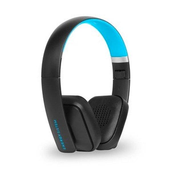 Image of   Energy Sistem Bt2 396894 Bluetooth Høretelefoner Med Mikrofon - Cyan