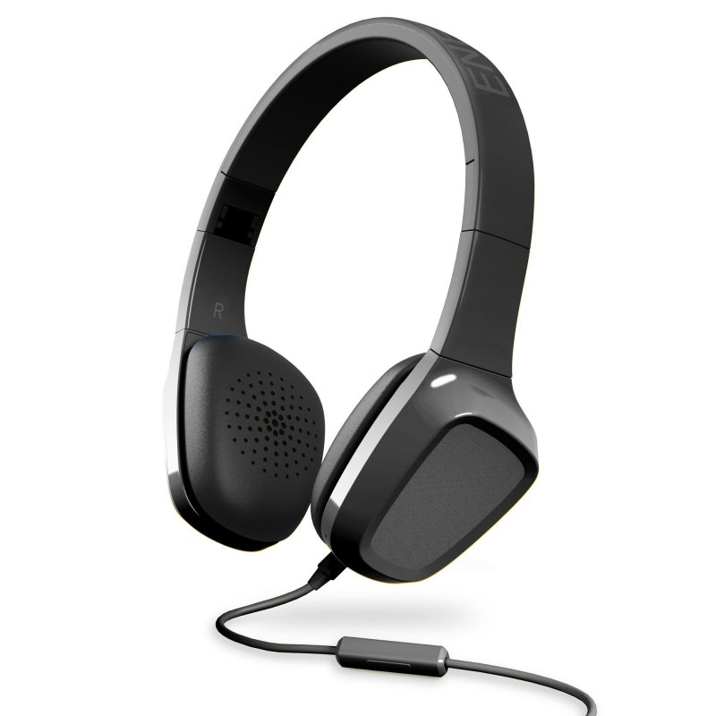 Image of   Energy Sistem Headphones 1 - Hovedtelefoner Med Mikrofon - Sort