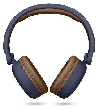 Image of   Energy Sistem Headphones 2 - Bluetooth Høretelefoner Med Mikrofon - Blå