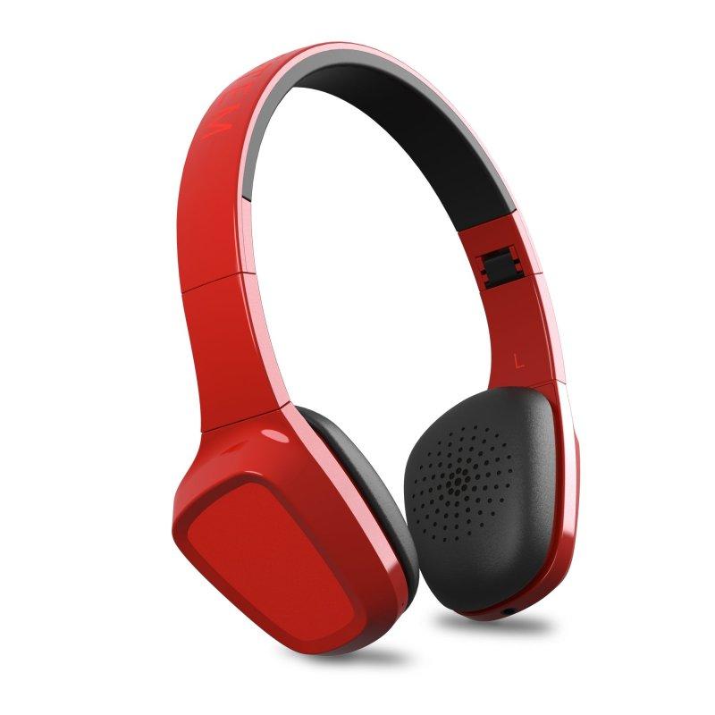 Image of   Energy Sistem Mauami0538 Bluetooth Høretelefoner Med Mikrofon - Rød
