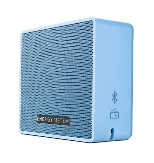 Energy Sistem Music Box – Bluetooth-højttaler – Blå