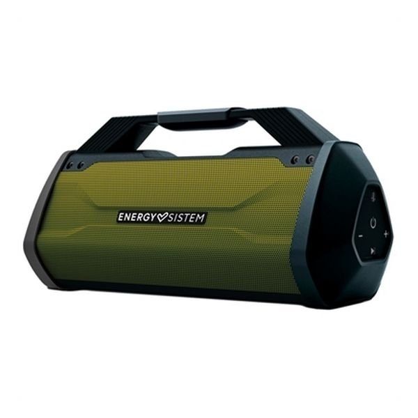 Image of   Energy Sistem Outdoor Box Beast - Bluetooth Højtaler Med Fm Radio - Gul