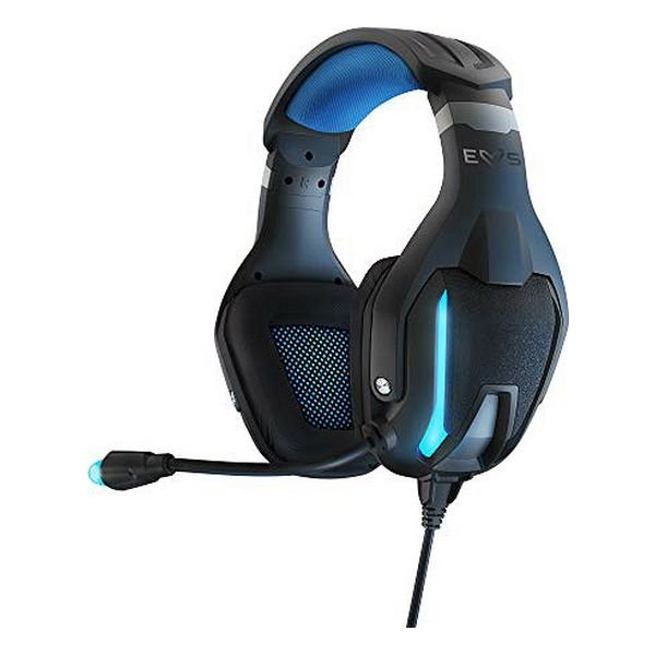 Billede af Energy Sistem - Over-ear Gaming Headset Med Mikrofon - Esg 5 Shock - Blå Sort