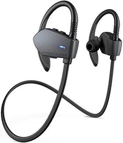 Image of   Energy Sistem Sport 1 Bluetooth Høretelefoner Med Mikrofon - Grå